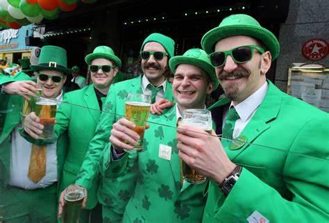 Les célébrations les plus bizarres de la Saint-Patrick