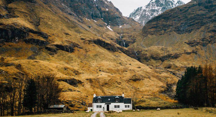 Planifier un voyage en Écosse