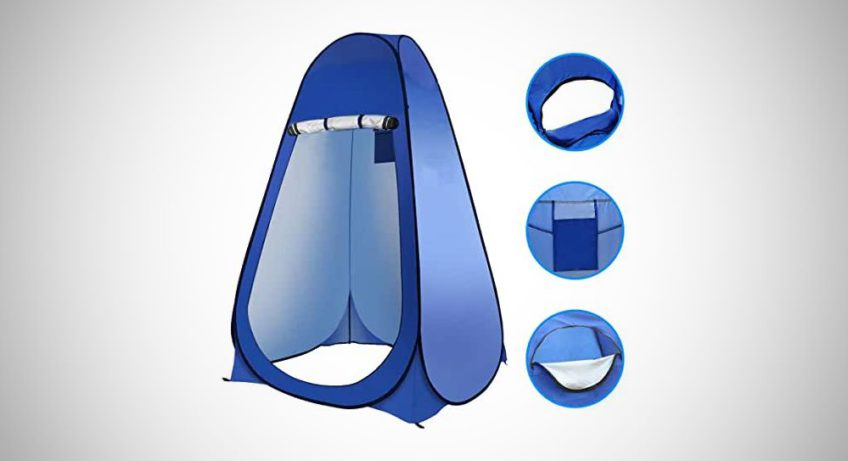 meilleure tente vestiaire